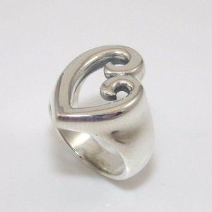 James Avery Sterling  Mother's Love Ring Size 4.5